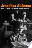 Libro de Historia De Una Maestra