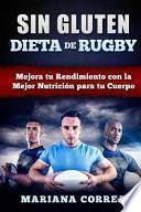 Libro de Dieta De Rugby Sin Gluten