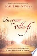 Libro de Un Verano En Villa Fe