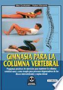 Libro de Gimnasia Para La Columna Vertebral