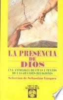 Libro de La Presencia De Dios