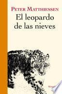 Libro de El Leopardo De Las Nieves