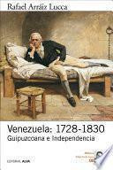 Libro de Venezuela: 1728 1830