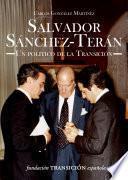 Libro de Salvador Sánchez Terán.