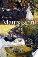 Libro de Mont Oriol