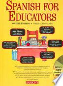 Libro de Spanish For Educators