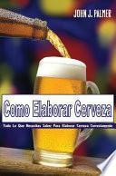 Libro de Como Elaborar Cerveza