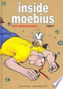 Libro de Inside Moebius 1