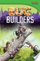 Libro de Insectos Constructores (bug Builders)