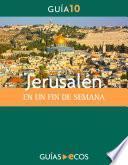 Libro de Jerusalén. En Un Fin De Semana