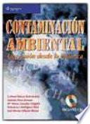Libro de Contaminación Ambiental