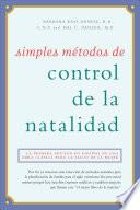 Libro de Natural Birth Control Made Simple. Spanish
