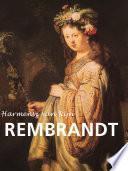 Libro de Harmensz Van Rijn Rembrandt