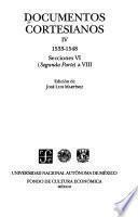 Libro de Documentos Cortesianos