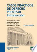 Libro de Casos Prácticos De Derecho Procesal