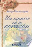 Libro de Un Espacio En Tu Corazon