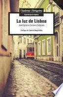 Libro de La Luz De Lisboa