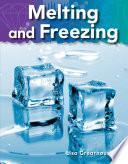 Libro de Derretirse Y Congelarse (melting And Freezing)