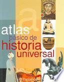 Libro de Atlas Básico De Historia Universal
