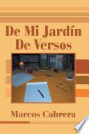 Libro de De Mi Jardin De Versos