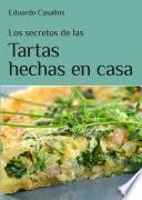 Libro de Los Secretos De Las Tartas Hechas En Casa