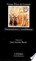 Libro de Generaciones Y Semblanzas