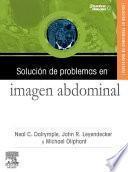 Libro de Solución De Problemas En Imagen Abdominal + Cd Rom