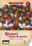 Libro de Bisturí Con Alma De Poeta