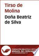 Libro de Doña Beatriz De Silva
