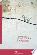 Libro de Habitar Y Narrar