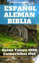 Libro de Español Alemán Biblia