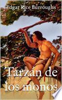 Libro de Tarzán De Los Monos (tarzan #1)