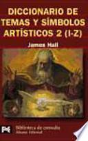 Libro de Diccionario De Temas Y Símbolos Artísticos
