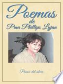 Libro de Poemas De Pina Phillips Lujan: Poesia Del Alma
