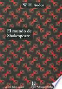 Libro de El Mundo De Shakespeare