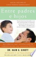 Libro de Entre Padres E Hijos