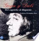 Libro de Goya Y Dalí