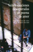 Libro de Veinte Canciones Desesperadas Y Un Poema De Amor…