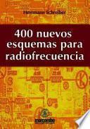 Libro de 400 Nuevos Esquemas Para Radiofrecuencia