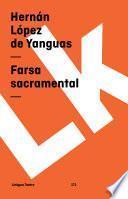 Libro de Farsa Sacramental