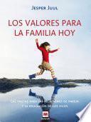 Libro de Los Valores Para La Familia Hoy