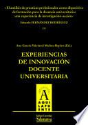 Libro de El Análisis De Prácticas Profesionales Como Dispositivo De Formación Para La Docencia Universitaria: Una Experiencia De Investigación Acción