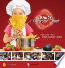 Libro de Masterchef Junior
