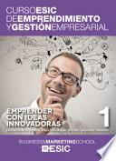 Libro de Emprender Con Ideas Innovadoras