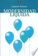 Libro de Modernidad Líquida