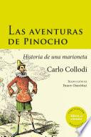 Libro de Las Aventuras De Pinocho