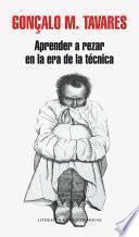 Libro de Aprender A Rezar En La Era De La Técnica