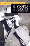 Libro de Historia De La Mafia