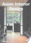 Libro de Asian Interior Design