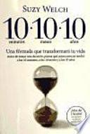 Libro de 10 Minutos, 10 Meses, 10